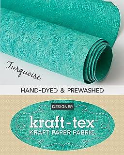 Tangerine Tango: Kraft Paper Fabric C/&T Publishing Kraft-tex Designer R