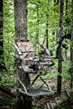 Summit Treestands Front Storage Bag, Mossy Oak Camo
