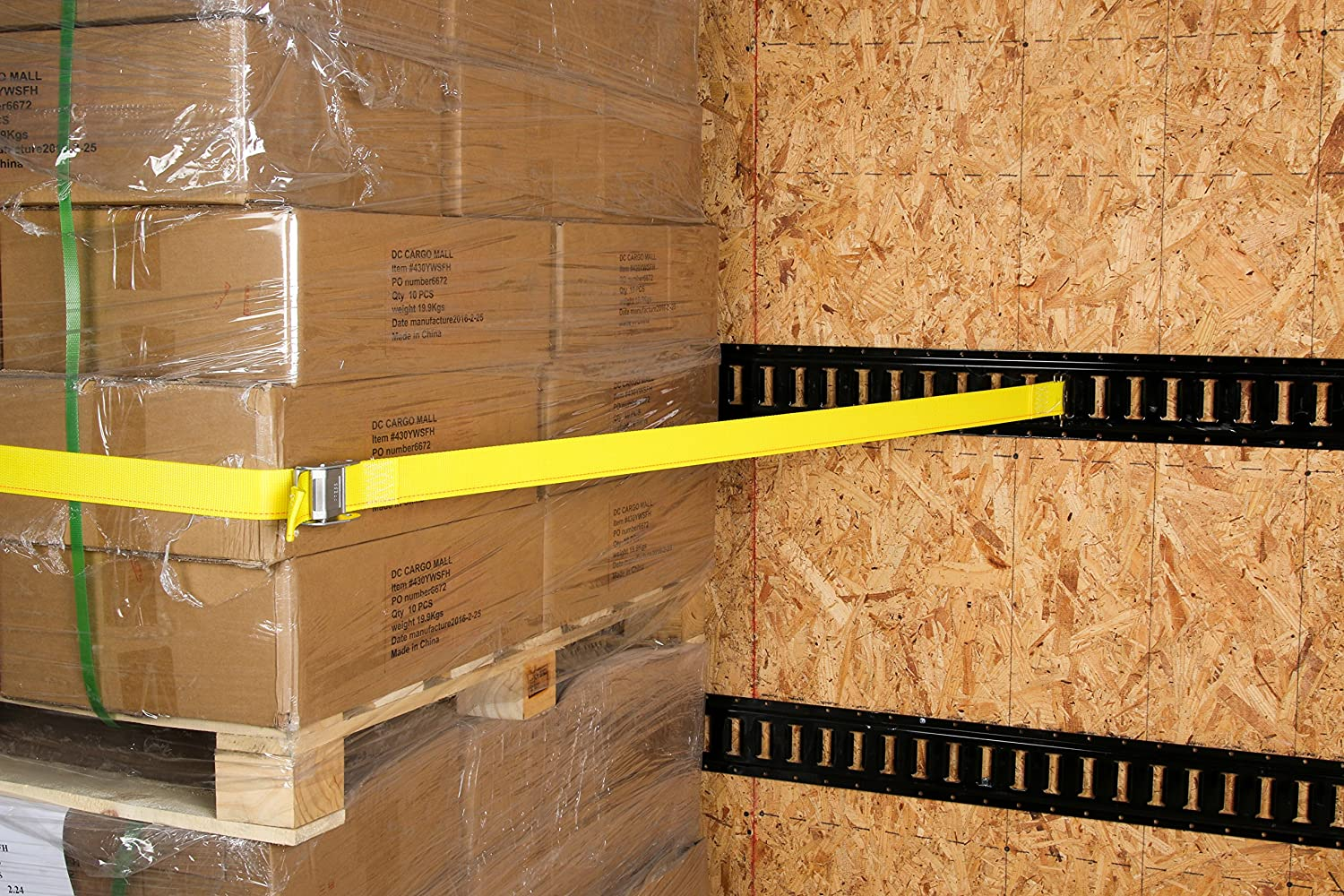 Secure Motorcycles and Quads with Cam Straps Trailers Vans 10 Tie-Down Straps Boats 2 x 12 Cam Buckle TieDown Straps for Cargo on Trucks