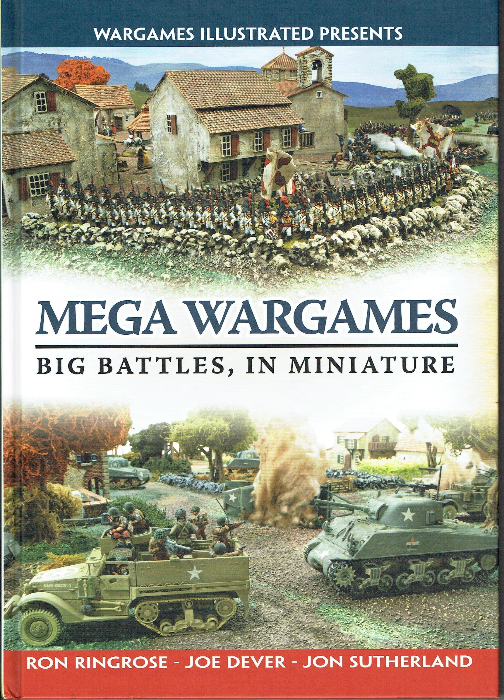 MEGA WARGAMES : BIG BATTLES, IN MINIATURE: Amazon.es: Ron Ringrose, Joe Dever, Jon Sutherland: Libros