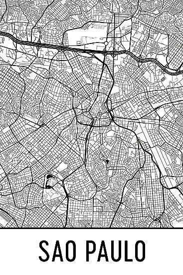 Amazon.com: Modern Map Art Sao Paulo Print, Sao Paulo Art ... on parque do ibirapuera, rio de janeiro map, buenos aires map, recife map, viracopos international airport, moscow map, rio de janeiro, johannesburg map, delhi map, cachoeira do sul, manila map, porto alegre, ibirapuera auditorium, brasilia map, beijing map, argentina map, brazil map, quito map, bogota on map, salvador map, tokyo map, lagos map, chapada diamantina national park, sao francisco river map, lima map, singapore map, caracas map,