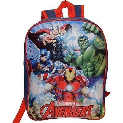 """well-wreapped Marvel Avengers 15"""" School Backpack"""