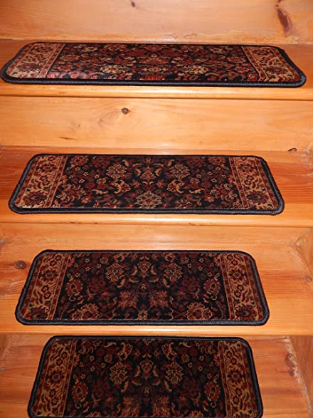 Incroyable 13u003dSTEP 9u0026quot;X 26u0026quot; Stair Treads Staircase Step WOVEN CARPET.+