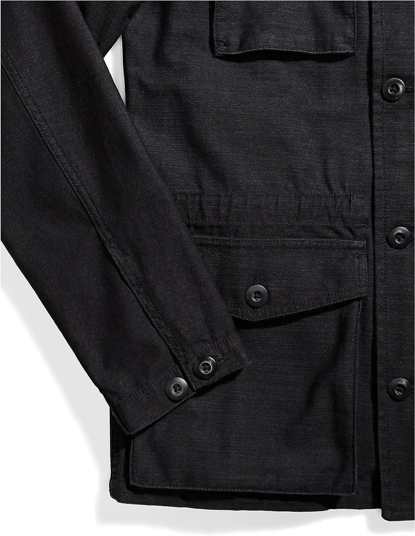 Goodthreads Mens Lightweight Military Jacket Brand