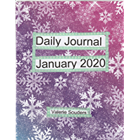 Daily Journal for 2020: January (English Edition)