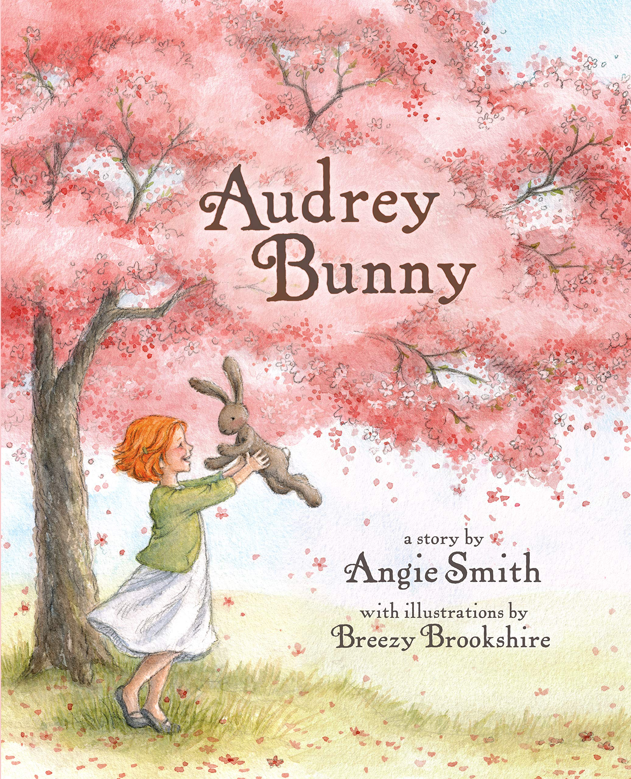 Audrey Bunny: Smith, Angie, Brookshire, Breezy: 9781433680458 ...