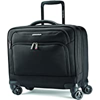Samsonite 89438 Xenon 3.0 Spinner Mobile Office Laptop Bag, Black, 44 Centimeters