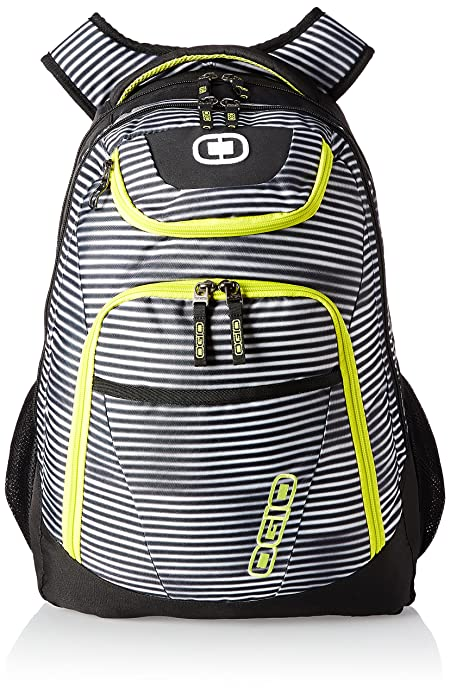 Ogio Lifestyle 2015 Tribune 17 Blinders/Green Mochila Tipo Casual, 30 litros: Amazon.es: Zapatos y complementos