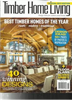 Home And Living Magazine timber home living amazon com magazines