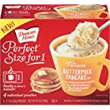 Duncan Hines Perfect Size for 1 Sunrise, Buttermilk Pancake, 8.4 Ounce
