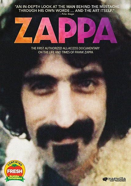 Amazon.com: Zappa: Frank Zappa, Alex Winter: Movies & TV