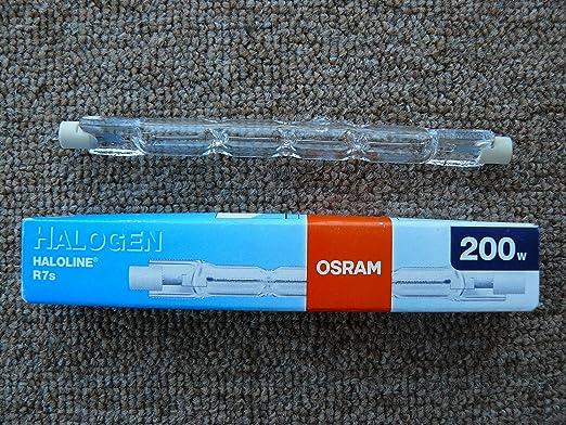 230W 3000K R7S 118mm Leuchtmittel Halogen Haloline Eco 220-240V AC//50-60Hz 230 W EEK: C