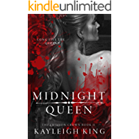 Midnight Queen: A Paranormal Romance (The Crimson Crown Book 2)