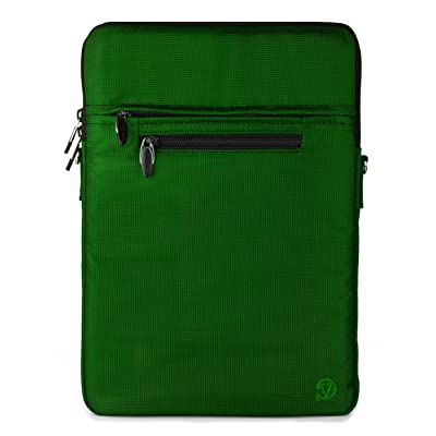 VanGoddy Hydei Shoulder Carrying Bag Sleeve for Apple MacBook 12 inch Laptops, Green