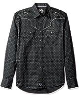 Wrangler Men's Rock 47 Long Sleeve Western Shirt