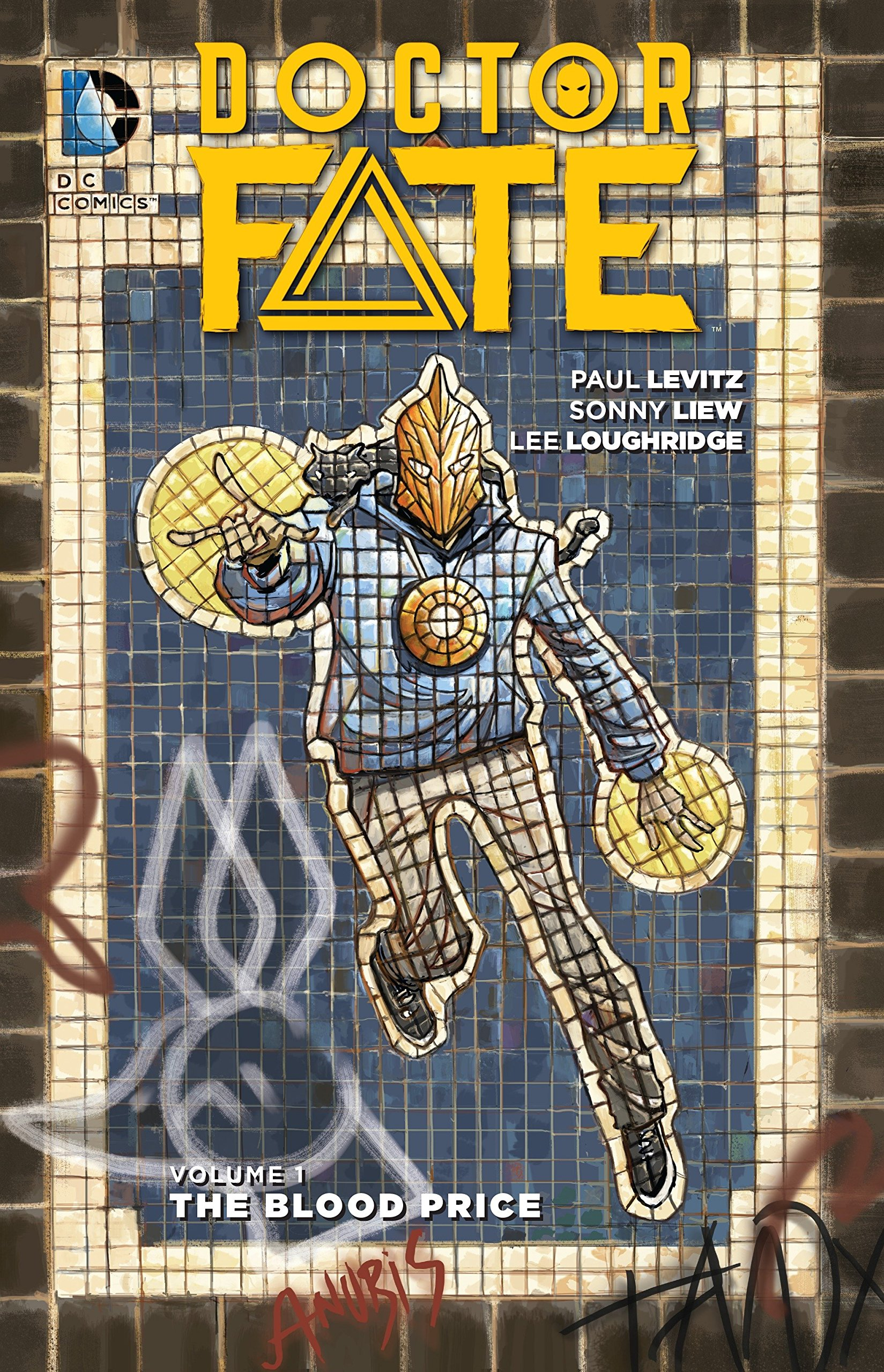 Download Doctor Fate Vol. 1: The Blood Price pdf