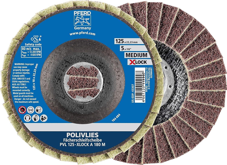 PFERD 44694203 Lija polivlies Scheiben-/ø 115 mm