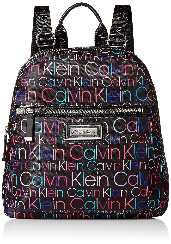 fd9bd8cc7f5 Amazon.com  Calvin Klein Belfast Nylon Key Item Backpack
