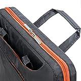 Orange Laptop Messenger Bag 13.3 inch for Samsung