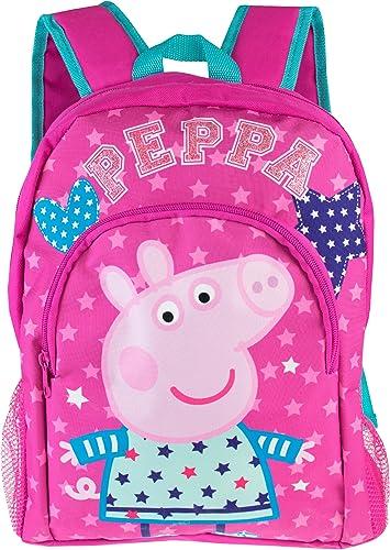 Peppa Pig Girls Peppa Pig Backpack