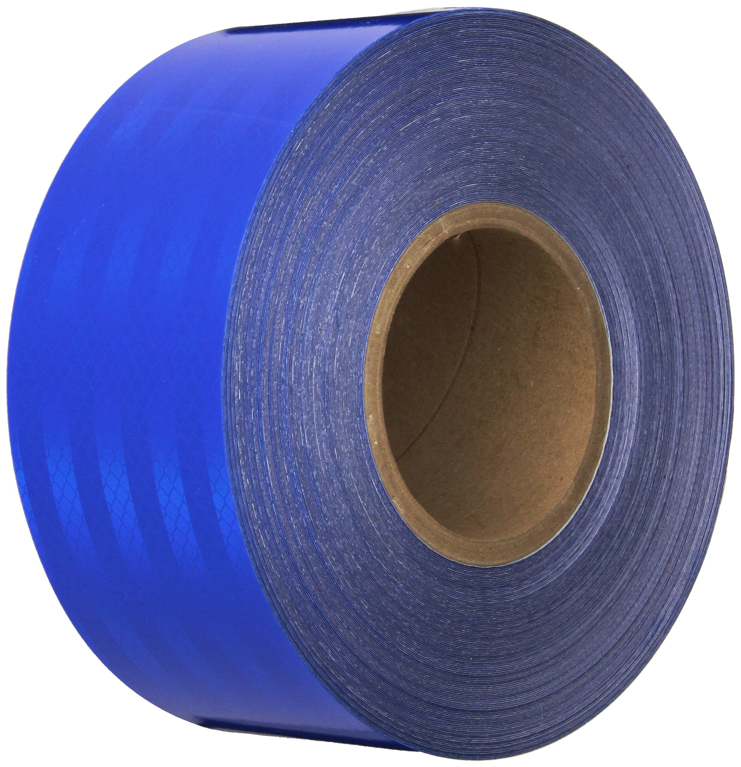 3M 3435 Blue Reflective Tape Roll – 3 in. x 15