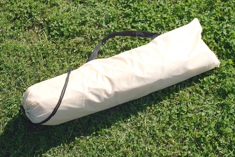 4 x 3 m carpa aprox blanca aprox MONTIS RIVER 4 kg