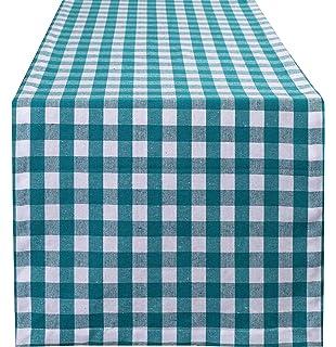 COMINHKPR93387 Fennco Styles Handmade Hemstitch Swiss Dots Traycloth Placemat Set of 4 Ecru
