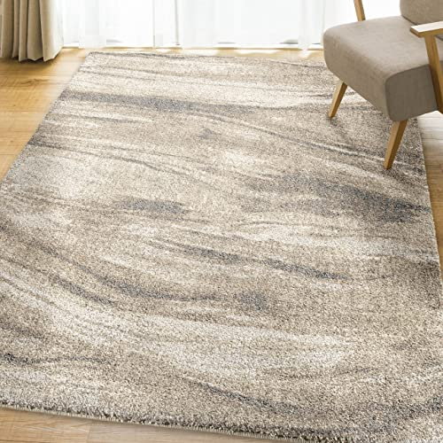 Orian Rugs Super Shag Collection 392487 Sycamore Area Rug