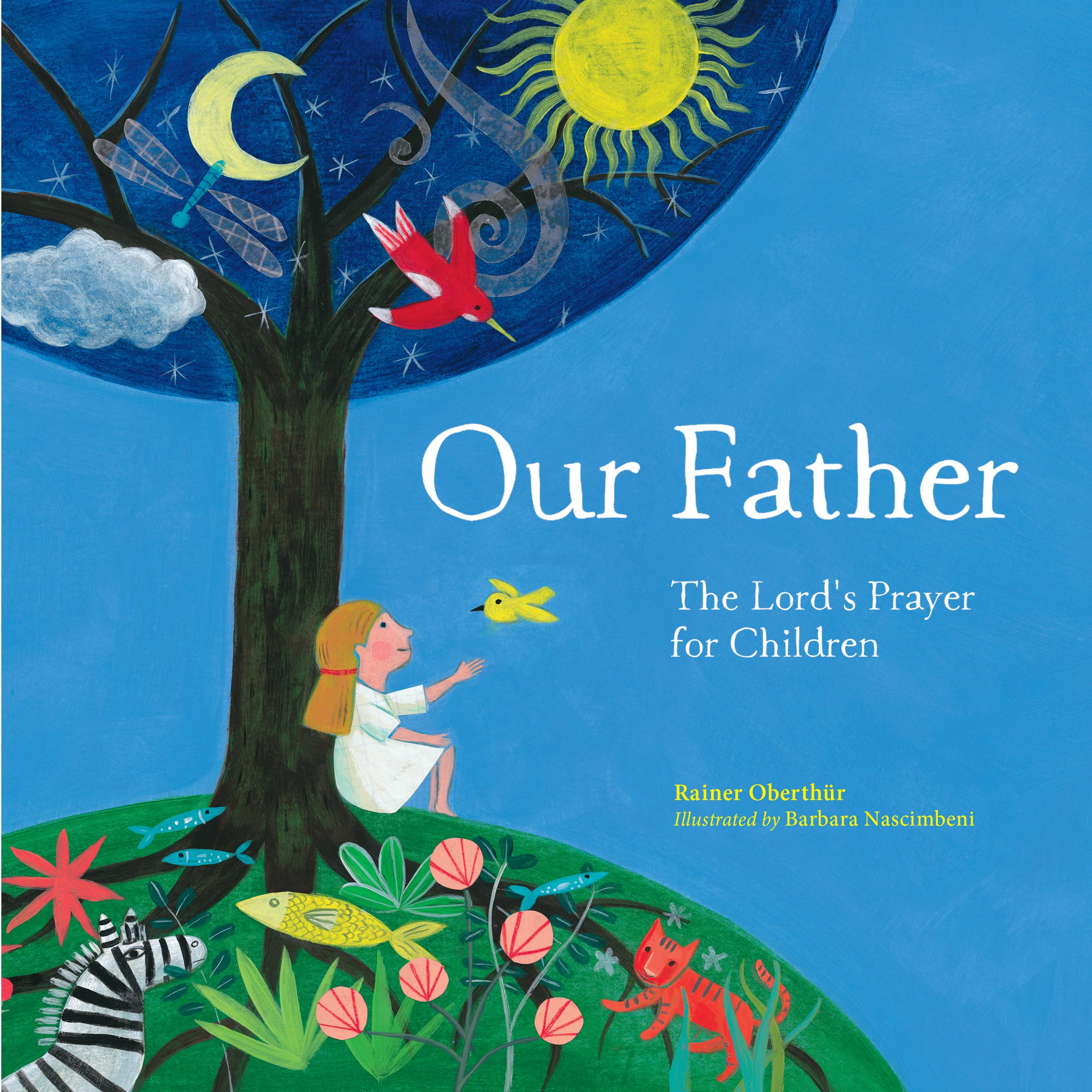 our father the lord u0027s prayer for children amazon co uk rainer
