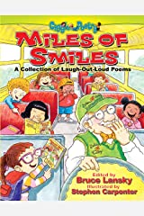 Miles of Smiles: A Collection of Laugh-Out-Loud Poems (Giggle Poetry) Kindle Edition