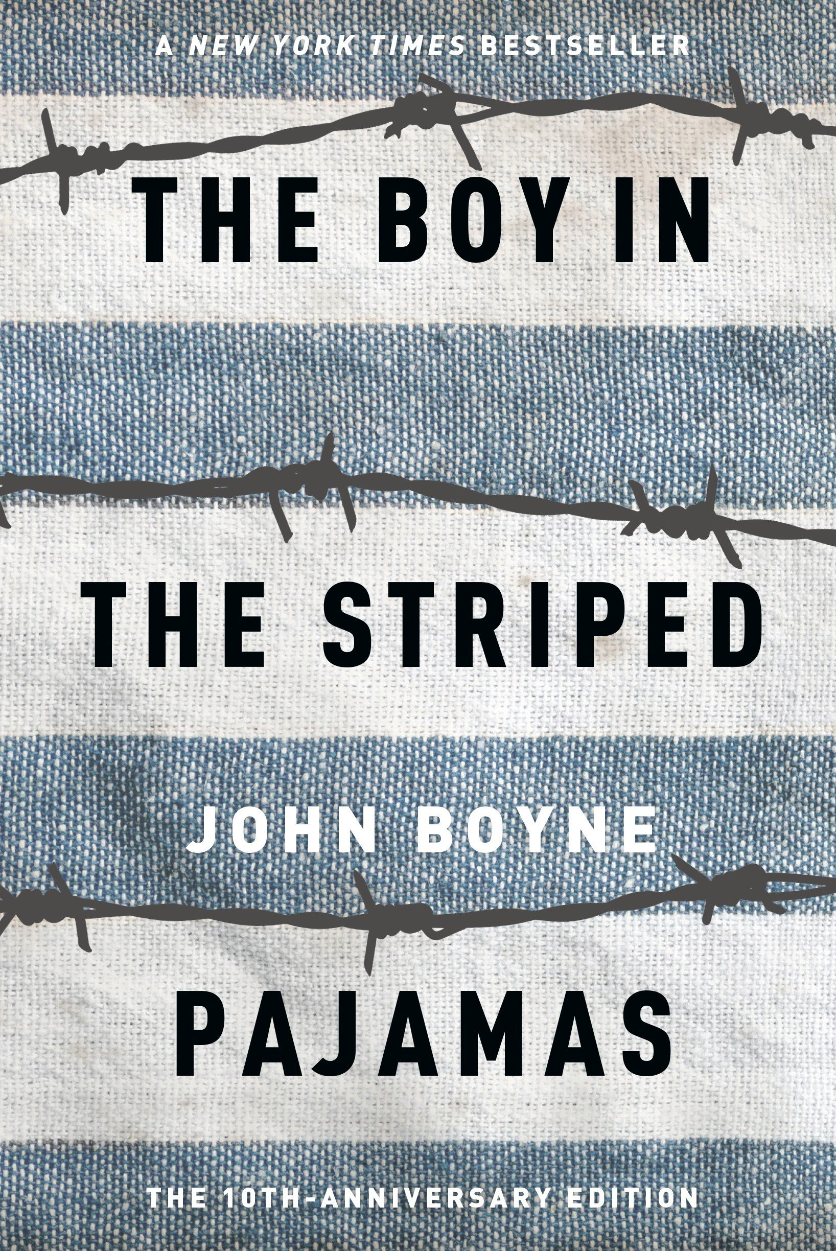 book report on the boy in the striped pajamas