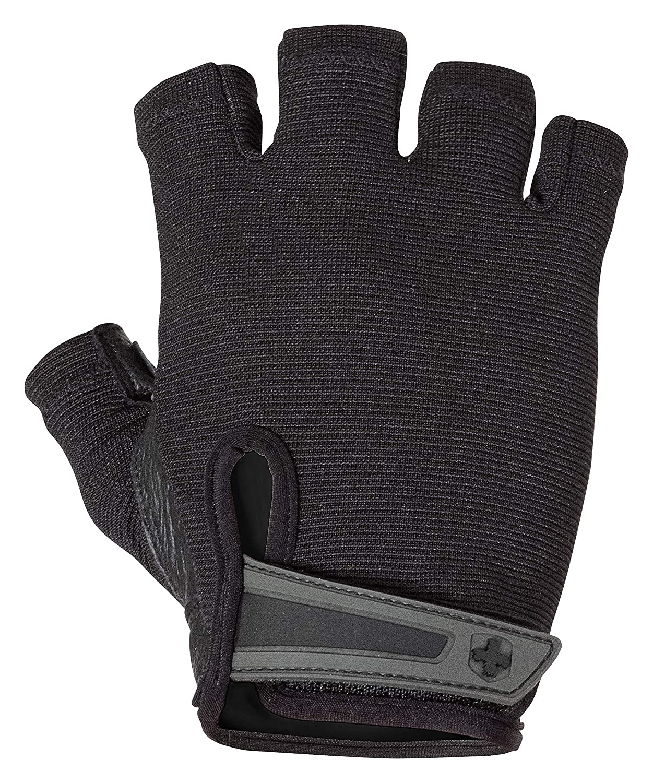 XL Black Harbinger Herren Handschuhe Power Gloves Handschue