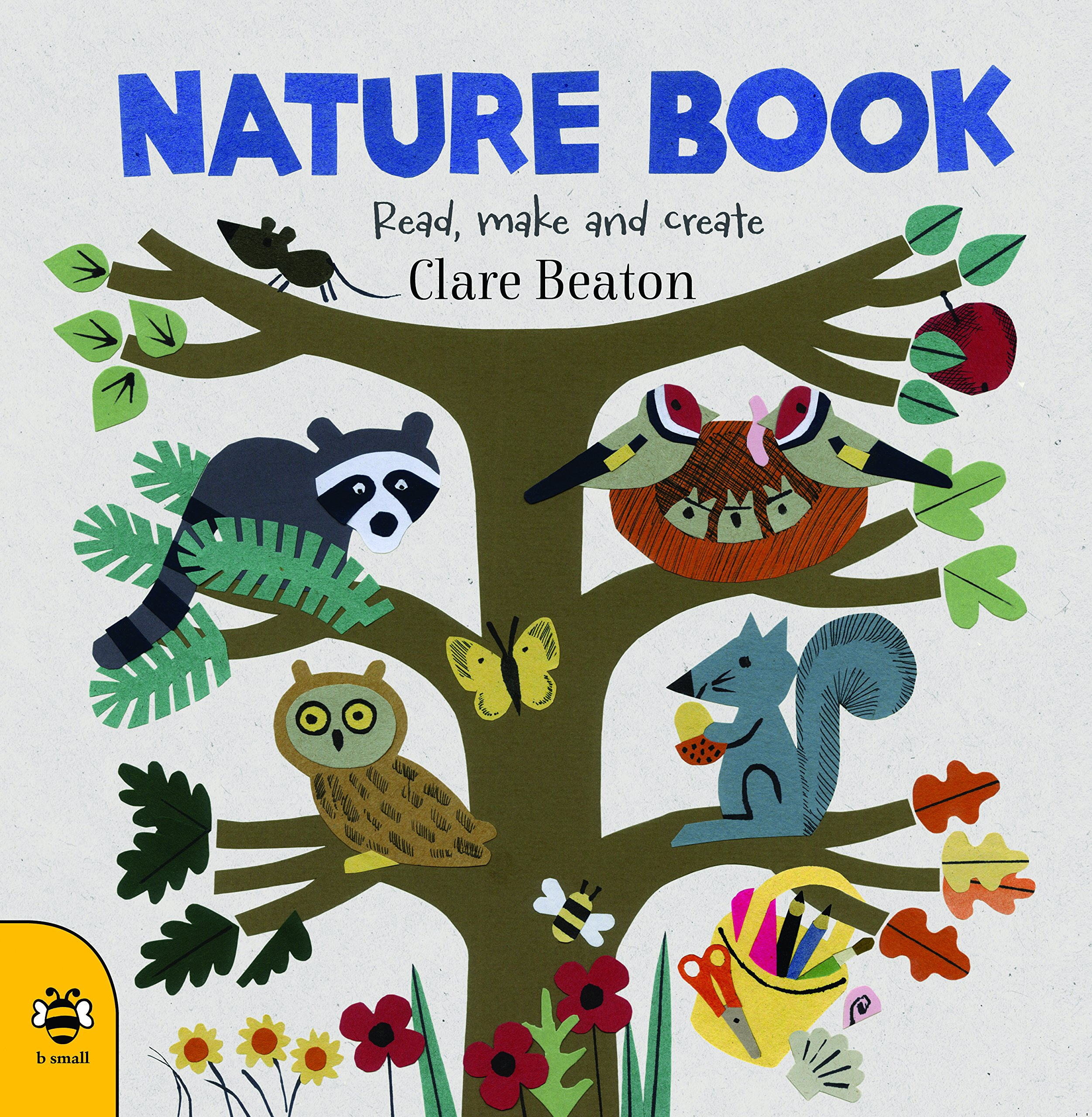 Download Nature Book: Read, Make and Create pdf