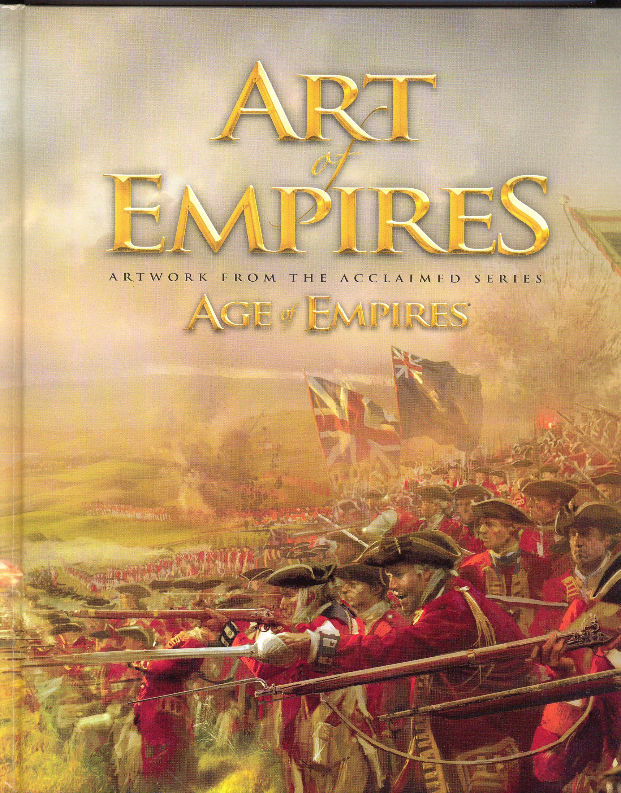 Art of Empires: Artwork from the Acclaimed Series Age of Empires PDF