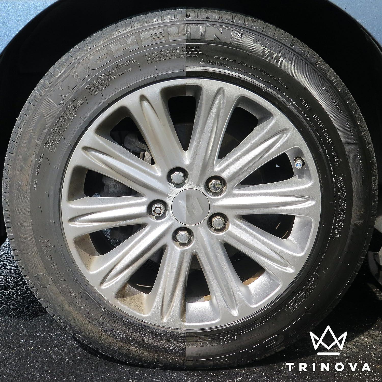 Amazon TriNova Wheel Cleaner Rim Cleaning Spray Remove Tire