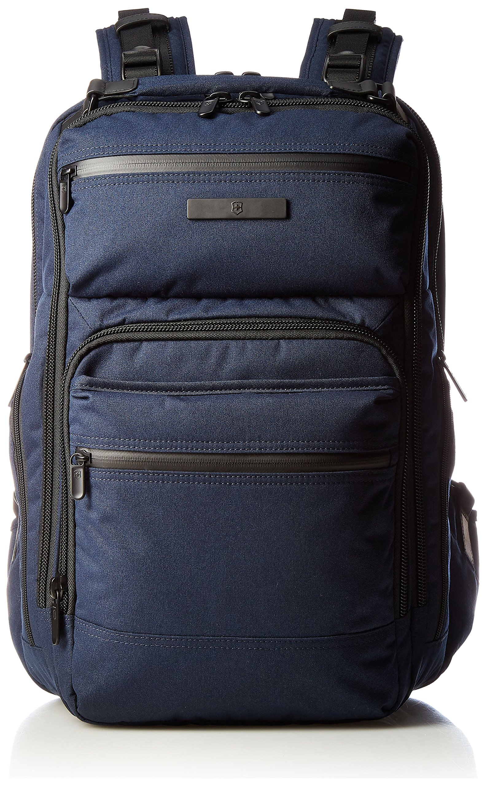 Victorinox Architecture Urban Rath Business Backpack, Navy, One Size by Victorinox