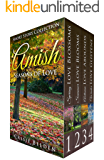 Amish Seasons of Love BOXED SET Books 1-4: Amish Romance Box Set - Spring Love Blossoms, Summer Love Blooms, Autumn Love Abounds, Winter Love Glistens