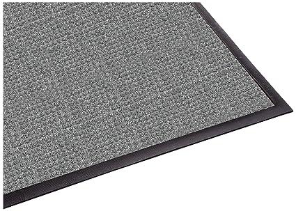 d73f952326e3 Guardian WaterGuard Indoor/Outdoor Wiper Scraper Floor Mat, Rubber/Nylon,  3'x10', Grey: Amazon.ca: Industrial & Scientific