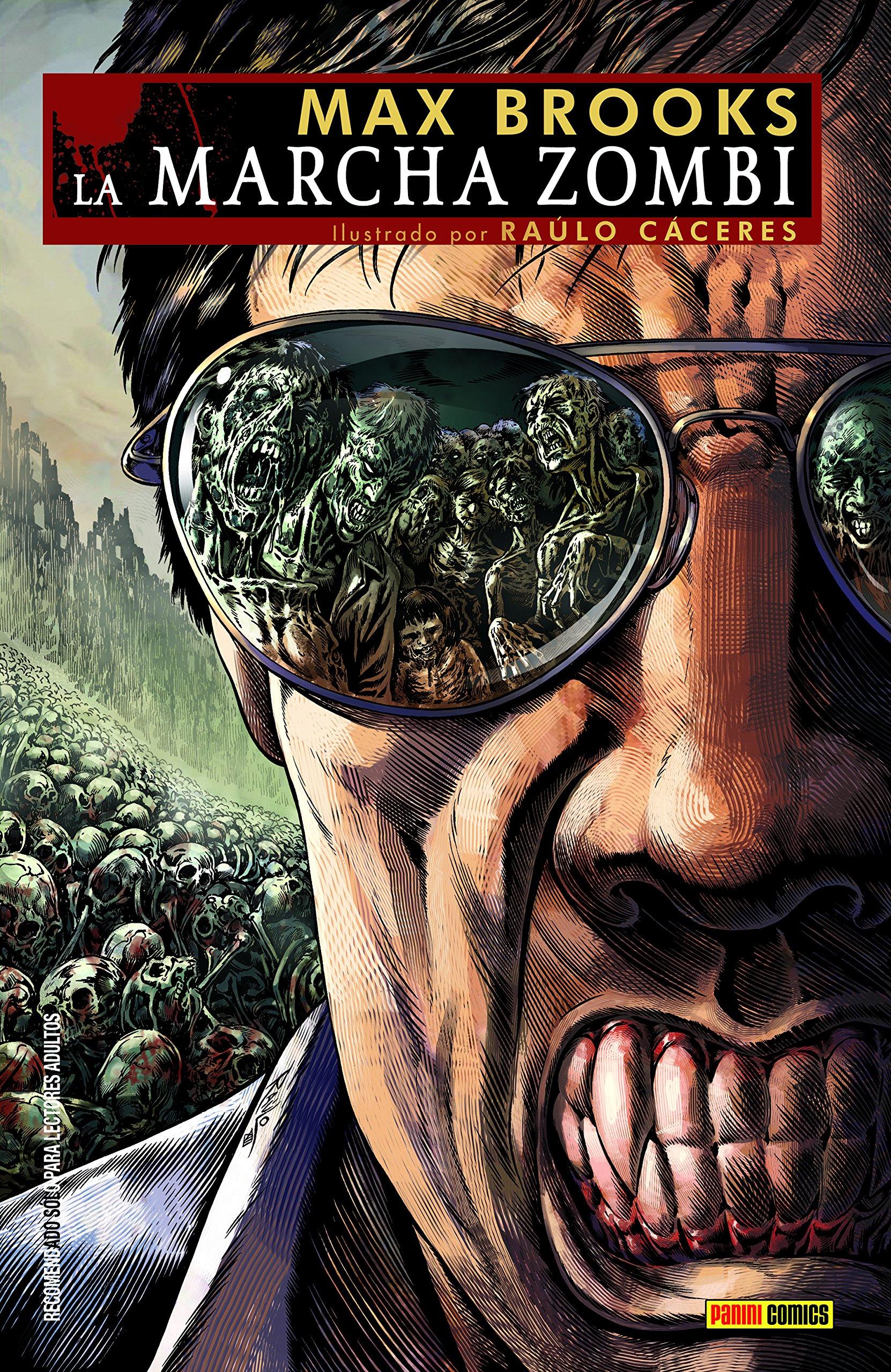 La Marcha Zombie De Max Brooks 2: Amazon.es: Max Brooks: Libros