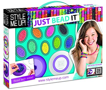 Me De Style Niña Kit Para Up Joyería Pulseras Creativa Hacer TFJlK31c