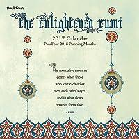 The Enlightened Rumi 2017 Calendar