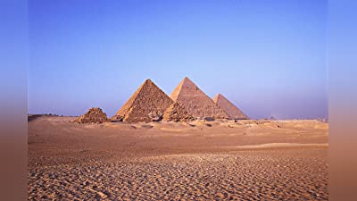 Into the Great Pyramid