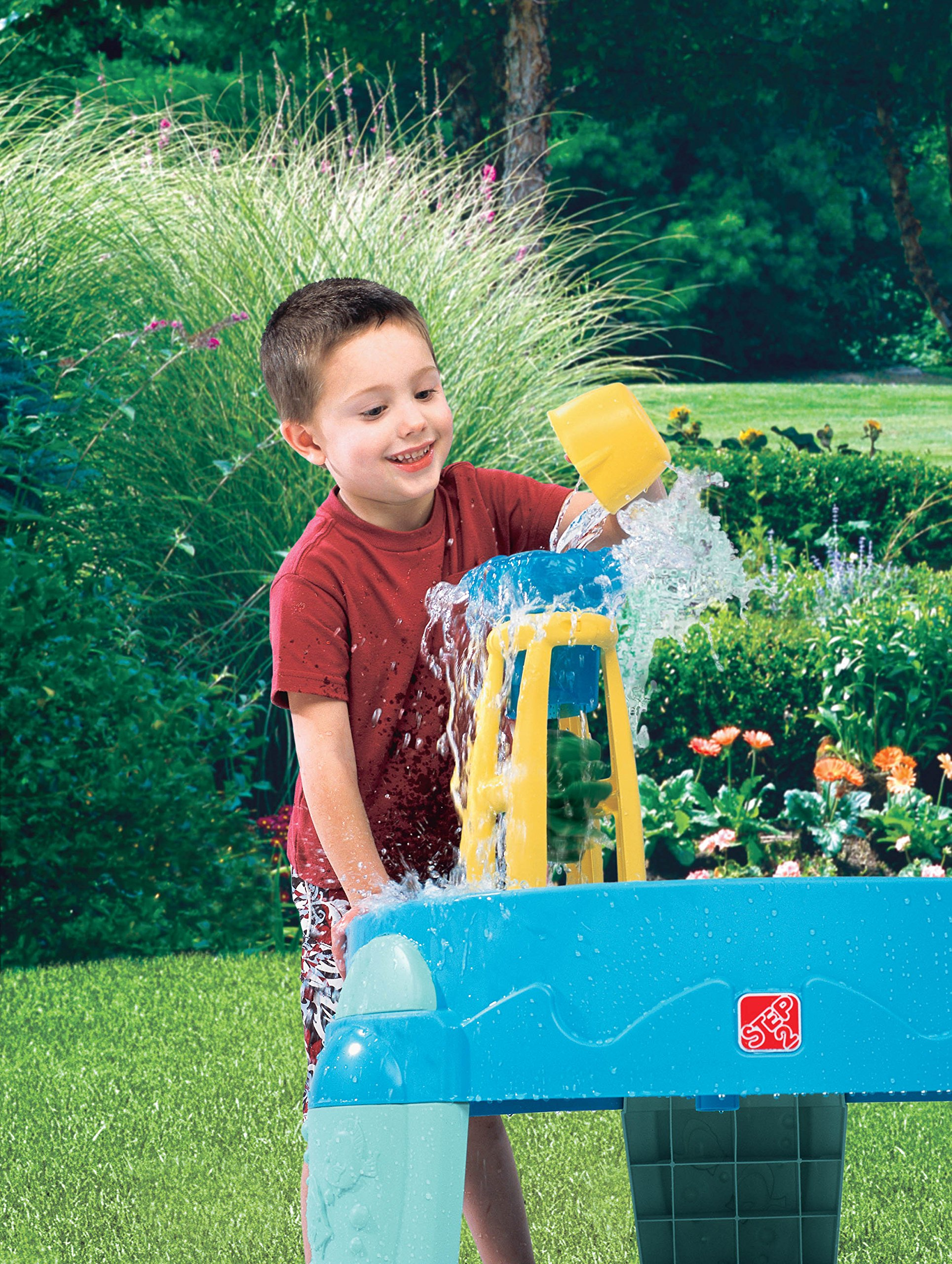 Step2 WaterWheel Activity Play Table by Step2 (Image #7)