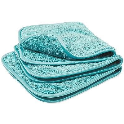Griot's Garage 55526 PFM Detailing Towel (Set of 3): Automotive