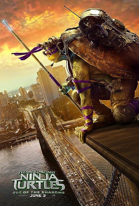 Amazon.com: DONATELLO - Teenage Mutant Ninja Turtles: Out of ...