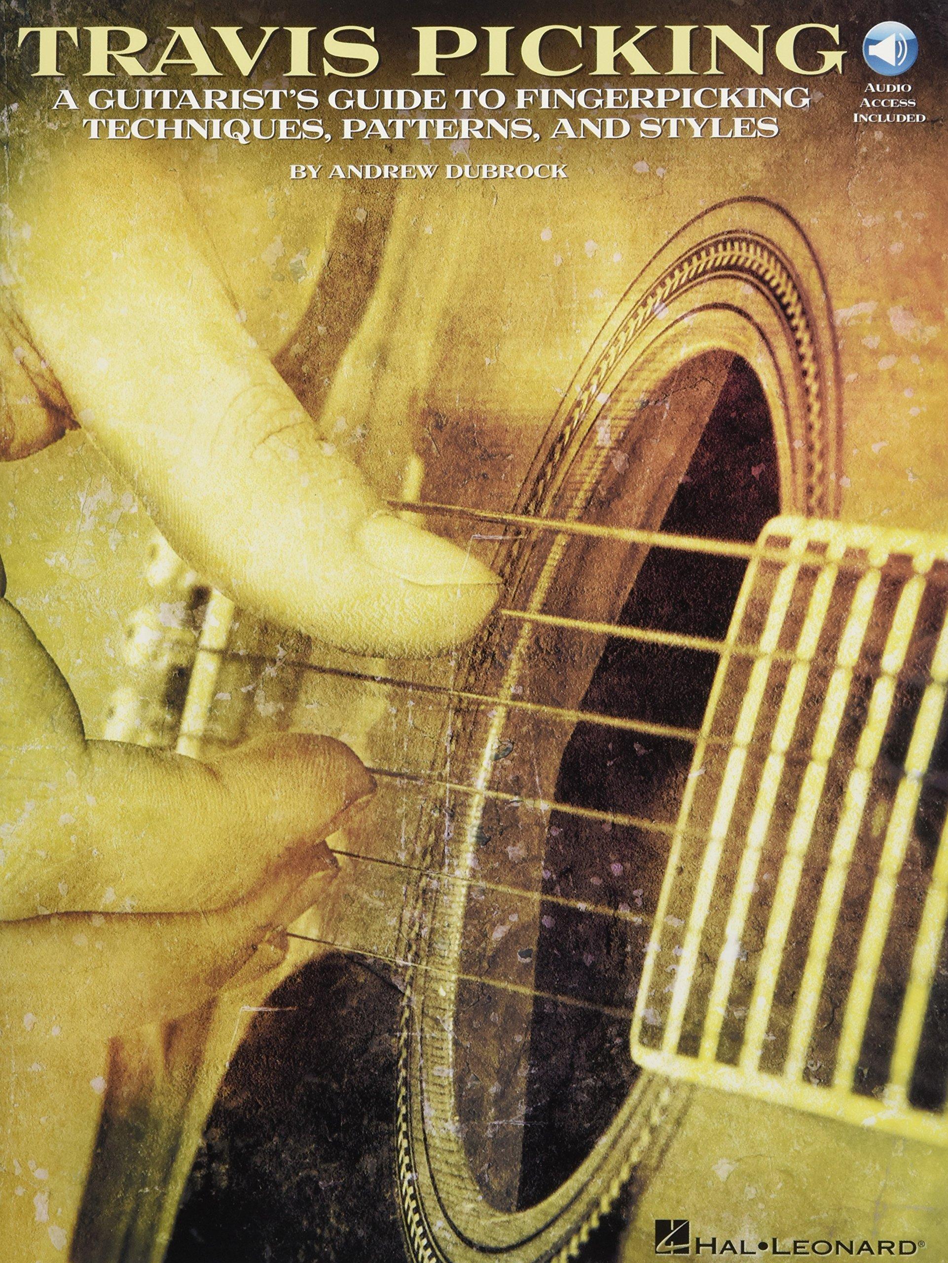 Top 10 Best travis picking guitar books