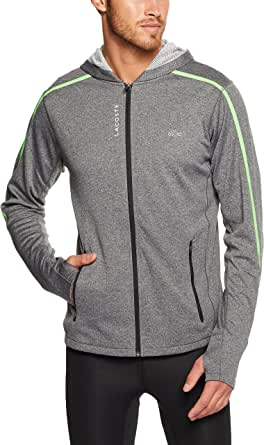 Lacoste Men's Performance Jacket Hood