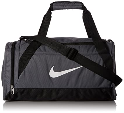 67fee588a8c7 Nike Brasilia 6 X-Small Duffel Bag Flint Grey Size X-Small  Amazon.co.uk   Clothing