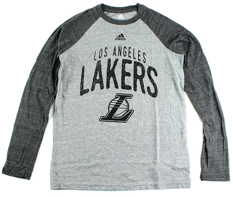 【新品】 Los Youth Angeles B072LFS3C1 Lakers Nba Youth Pedigree Triblendラグラン長袖Tシャツグレー XL XL B072LFS3C1, U-CLUB:9a5d9cb4 --- a0267596.xsph.ru