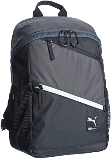 Foundation Prime Black Casual Backpack (7215901)  Amazon.in  Bags ... 5497f397ff146